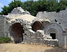 Monte Sacro: il tempio dedicato alla SS.ma Trinità